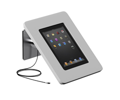 Itop ipad floor stand with rotation head and anti theft lock for ipad2